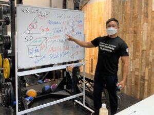 ファンクショナルトレーニングの基礎が学べるファンクショナルトレーニングベーシックコース02
