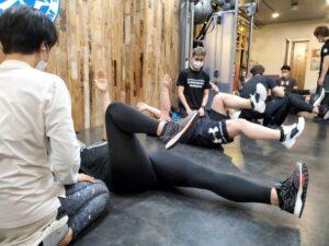 ファンクショナルトレーニングの基礎が学べるファンクショナルトレーニングベーシックコース03