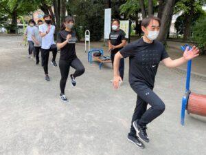 ファンクショナルトレーニングの基礎が学べるファンクショナルトレーニングベーシックコース07