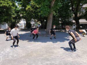 パフォーマンスを上げる方法を学べるファンクショナルトレーニングアドバンスコース01