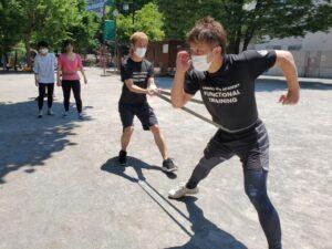 パフォーマンスを上げる方法を学べるファンクショナルトレーニングアドバンスコース03