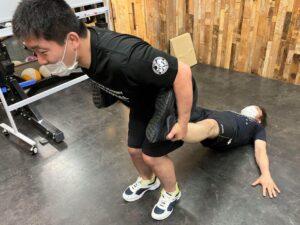 パフォーマンスを上げる方法を学べるファンクショナルトレーニングアドバンスコース07