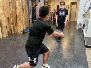 パフォーマンスを上げる方法を学べるファンクショナルトレーニングアドバンスコース06