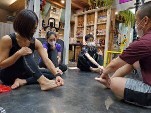 コンディショニングを整えパフォーマンスを高める!足と足首のコンディショニング講座04