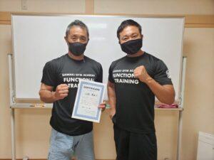 【名古屋開催!】ファンクショナルトレーニングアドバンスコース12