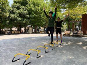 【Newコース】ファンクショナルトレーニング スピードコース05