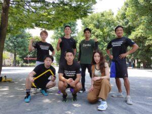 【Newコース】ファンクショナルトレーニング スピードコース09