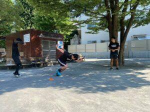 【Newコース】ファンクショナルトレーニング スピードコース06