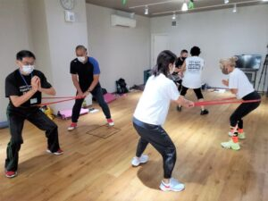 【大阪開催】ファンクショナルトレーニングアドバンスコース02