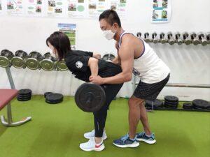【大阪開催】基礎から学ぶウェイトトレーニング03