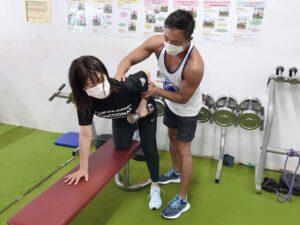 【大阪開催】基礎から学ぶウェイトトレーニング04