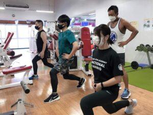 【大阪開催】基礎から学ぶウェイトトレーニング06