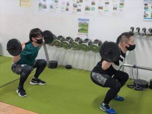 【大阪開催】基礎から学ぶウェイトトレーニング05