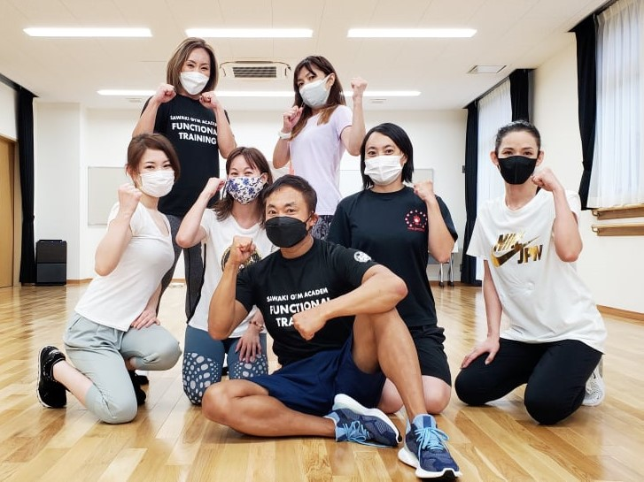 【名古屋開催】ファンクショナルトレーニング・ワークショップ ~動けるカラダに必要な筋力・柔軟性・バランス~01